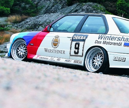 Eibach BMW M3