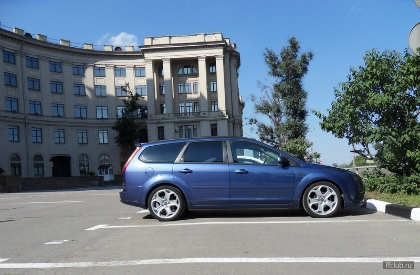 Eibach Ford Focus II Station Wagon