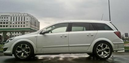 Eibach Opel Astra H Station Wagon