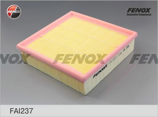 Фильтр воздушный Ford Transit 88-00 2,5TD FAI237
