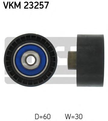 Ролик промежуточный ремня ГРМ Citroen. Peugeot 2.0HDI 04>