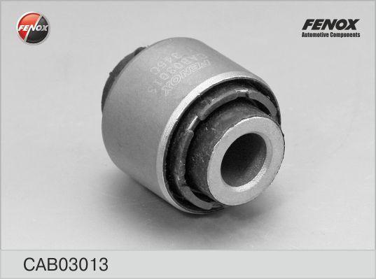 С/блок FENOX CAB03013 VW Golf-5/Passat 3C задн.попер.рыч.внутр. =1K0505279A
