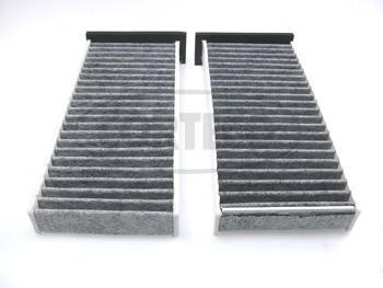 Комплект угольных салонных фильтров