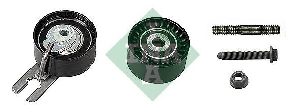 Комплект роликов CITROEN C2, C3 96-
