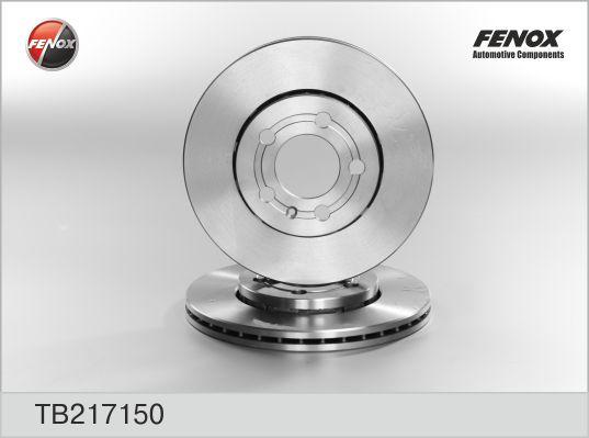 Диск тормозной передний Skoda Fabia 99-, Octavia 96-04, VW Golf 97-03, Polo 01- TB217150