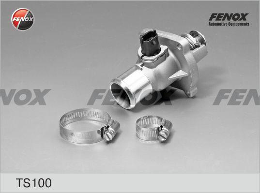Термостат FENOX TS100 Opel Astra G,H 1.6-1.8 16V 00-, Vectra C 1.6, 1.8 06-, Insignia