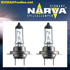 Лампа 12В Н7 55Вт +50% Narva *