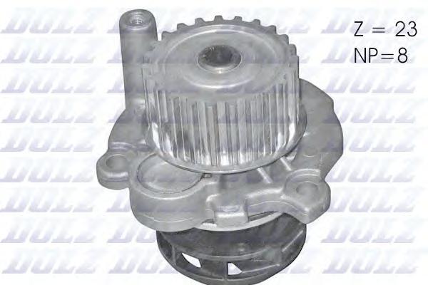 Насос водяной AUDI A4 (B5, B6), SKODA OCTAVIA (1U) 1,8, VW PASSAT (3B) 1,8-2,0 A-186