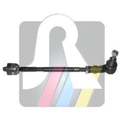 Тяга рулевая с нак. п. VW: CADDY/POLO 95-