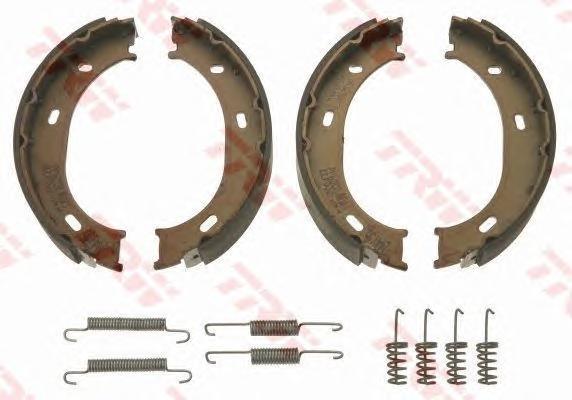 Колодки барабанные MERCEDES G-CLASS (W463), SPRINTER (901-904) GS8433