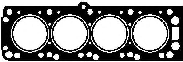 Прокладка ГБЦ Opel Vectra 2.0 16V C20XE 88
