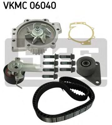 Комплект ГРМ с водяным насосом VOLVO 850,C40,S40,C70,S70