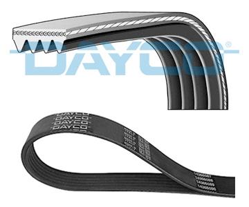Ремень ручейковый DAYCO 4PK668 Fiat Punto 1.2 8V 99-/Palio 1.2 8V 97-00/Panda 1.1 91-