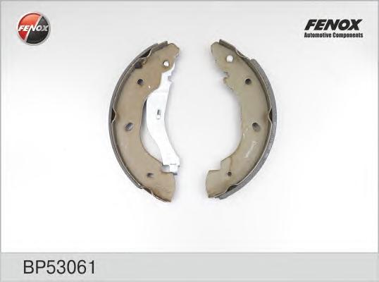 Колодки барабанные Ford Transit 00 - [250*52] BP53061