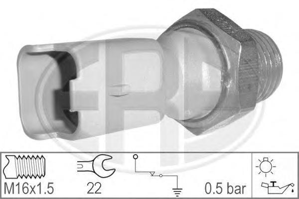 Датчик давления масла 330026