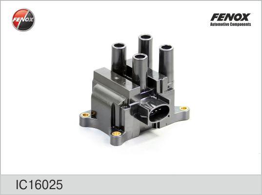 Катушка зажигания FORD FOCUS I 1,4-2,0, MONDEO II-III 1,6-2,0 IC16025