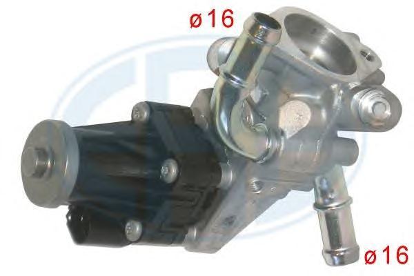 Клапан EGR FORD TRANSIT VII 2006-