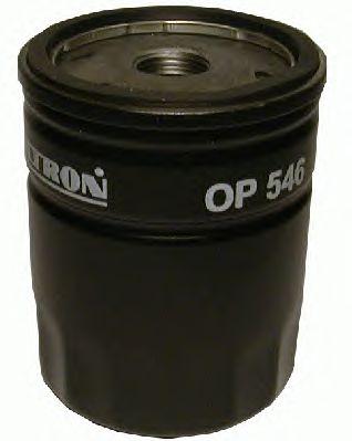 Фильтр масляный FILTRON OP546 FORD MONDEO I/II/ESCORT/FIESTA 1.8 TD -00,OP546