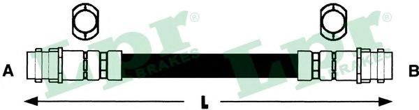 Шланг тормозной 6T46735