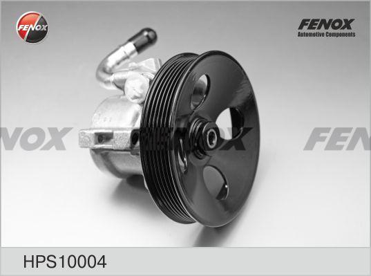 Насос г/усилителя FENOX HPS10004 DAEWOO LACETTI 1.6 со шкивом