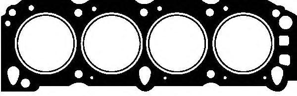 Прокладка г/бл GLASER H0372800 FORD Sierra 2.0