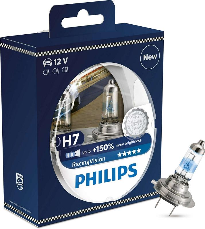 Лампа h7 12972 rv 12v 55w px26d s2