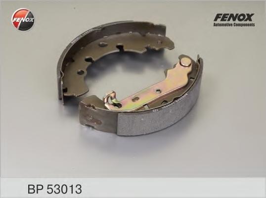 Колодки барабанные Ford Fusion 02-, Fiesta IV/V 99-02/02-08, Mazda 2 03- [203*37] BP53013