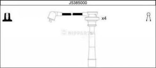Провода в/в NIPPARTS J5385000 GALANT 1.8