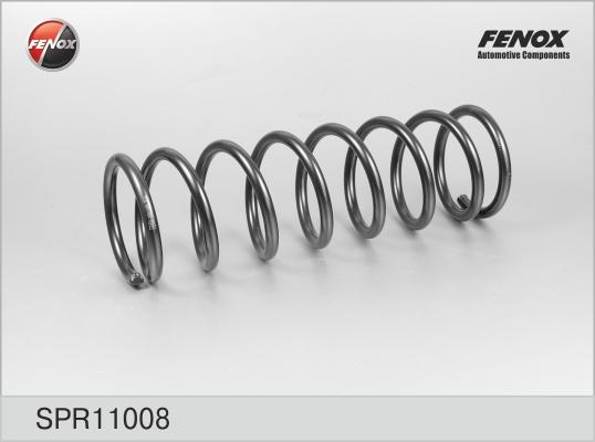 Пружина задняя Ford Focus 99-04 1,8, 2,0 SPR11008