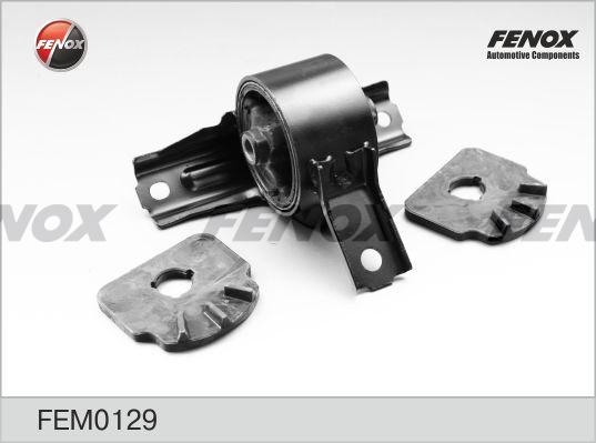 Опора двигателя правая MITSUBISHI ASX 10-, Galant, Lancer CY 07-, PEUGEOT 4007 FEM0129