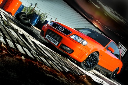 Eibach Audi S6