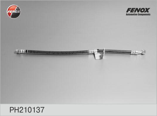 Шланг тормозной передний левый Hyundai Getz 02-09 PH210137