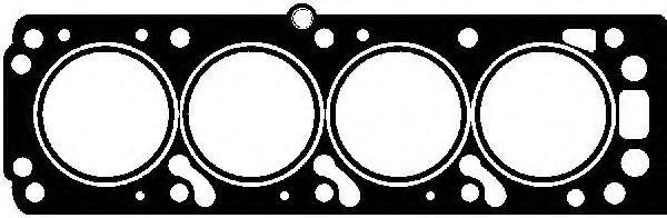 Прокладка г/бл GLASER H0821000 OPEL Record 1.8