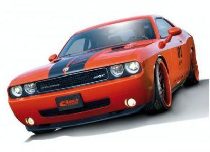 Eibach Dodge Challenger SRT-8