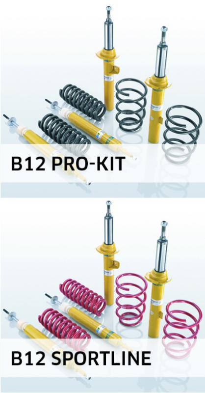 Eibach B12 Pro-Kit & Eibach B12 Sportline