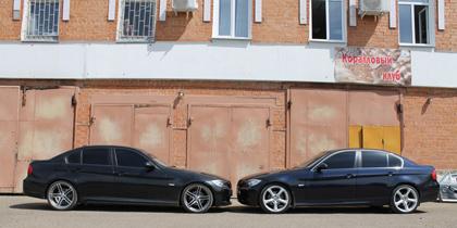 Eibach B12 Pro-Kit на BMW 3er (E90) (E90-20-014-01-22)