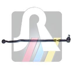Тяга рулевая с нак. п. VW: PASSAT ALL -88, AUDI: 80 80-87