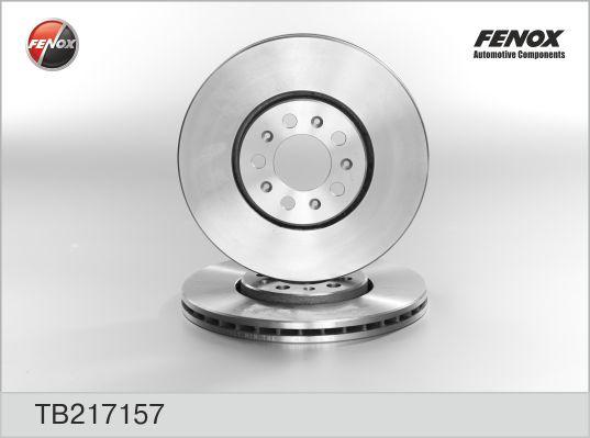 Диск тормозной передний SKODA Fabia, Octavia 97-04, VW Golf 1,8 T/1,9 TDi TB217157