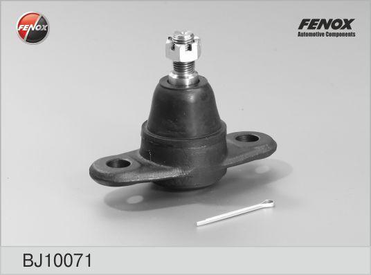 Опора шаровая FENOX BJ10071 KIA Rio-II 05-/Accent/Verna 06-