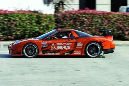 Eibach Acura NSX