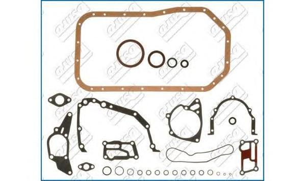 Компл. прокладок нижний GALLOPER-Hyunda Mitsubishi 83-4D