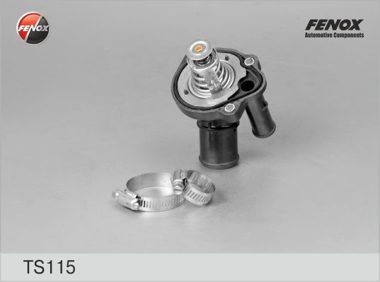 Термостат FENOX TS115 Ford Mondeo/Mazda 6/CX-7/Volvo TH70/S80 1.8-2.5i 00-