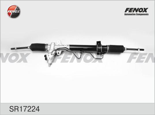Рейка рулевая Hyundai Tucson 04-, KIA Sportage 04- SR17224