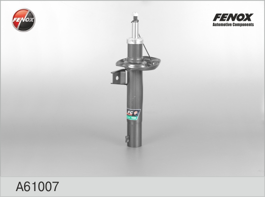 Амортизатор FENOX A61007 Audi A3 03-, VW Caddy III04-, Golf V, Jetta III/IV, Skoda Octavia 04, Yeti 09- передняя, 50мм г/масло = 1K0413031BG