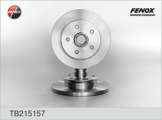 Диск тормозной передний VW Transporter 81-92 TB215157