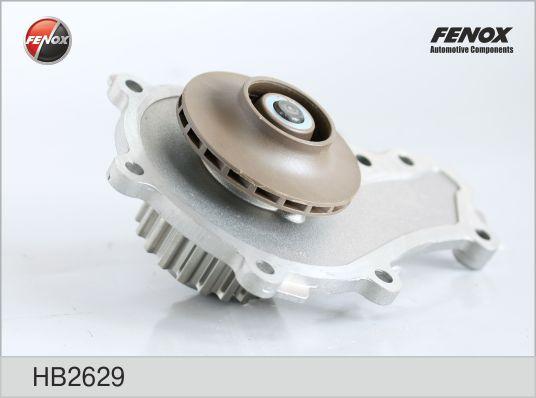 Помпа FENOX HB2629 Citroen C4/C5/Ford Focus/Peugeot 206/307/407 1.6HDi 01-