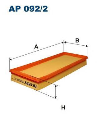 Фильтр воздушный FI Punto (188) 1.2, 1.9D 99-