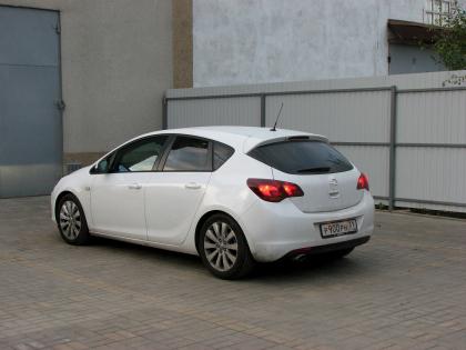 Eibach Opel Astra J