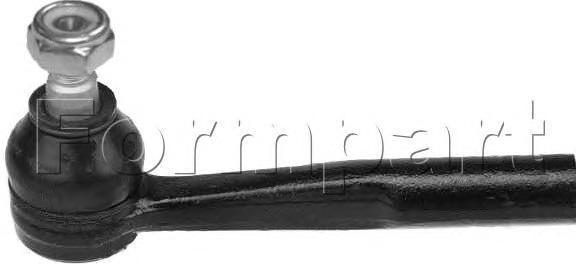Наконечник рулевой тяги лев OPEL: ASTRA H рейка ZF 03/04-, ZAFIRA B рейка ZF 07/05-