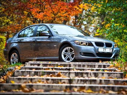 Eibach Pro-Street-S на BMW 3 (E90)